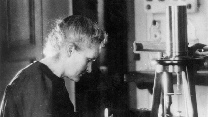 El 12 de Octubre celebra un homenaje a Marie Curie al que acuden sus nietos