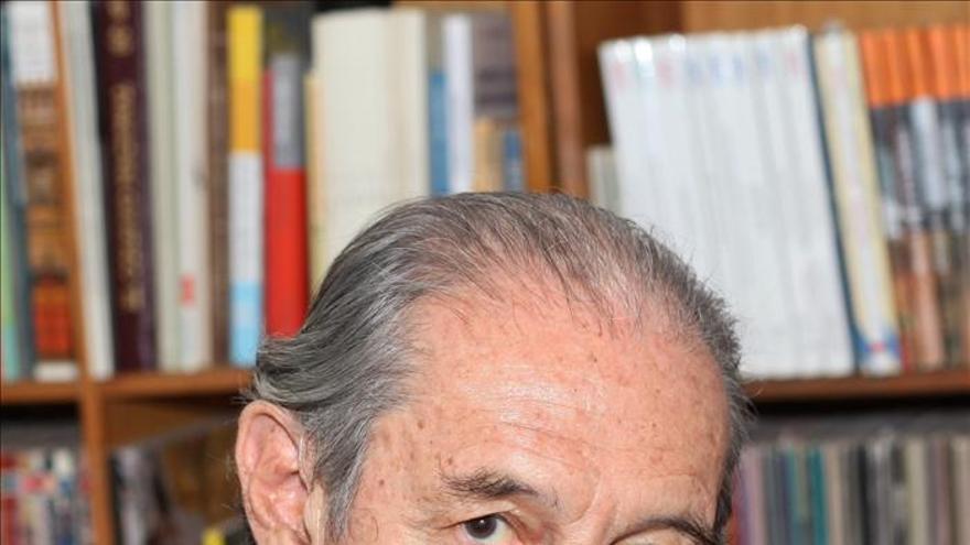 Los Príncipes de Asturias entregarán en febrero el Premio Lorca a Lizalde
