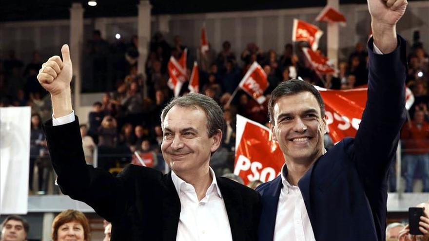 """Zapatero advierte a Iglesias que """"la denominación del socialismo es del PSOE"""""""