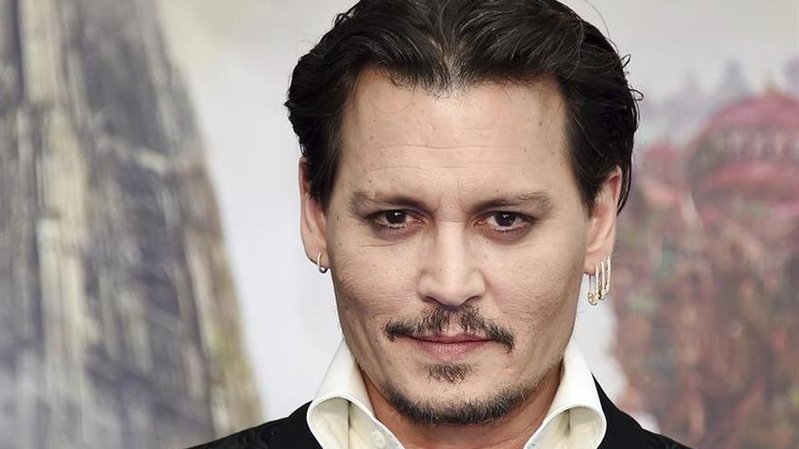 "Johnny Depp liderará la secuela de ""Fantastic Beasts and Where to Find Them"""
