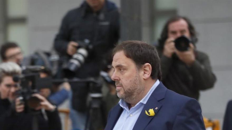 Junqueras y los ocho exconsellers ingresarán en cinco prisiones de Madrid