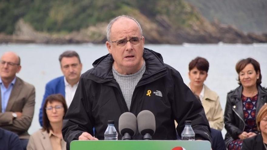 """Egibar (PNV) urge a Sánchez e Iglesias a incorporar al debate político la cuestión territorial y la """"libre decisión"""""""