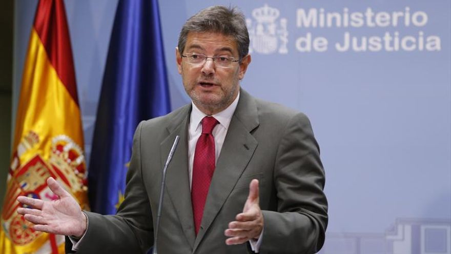 Catalá pone en duda que la carta del juez Castro aporte algo a la causa Nóos