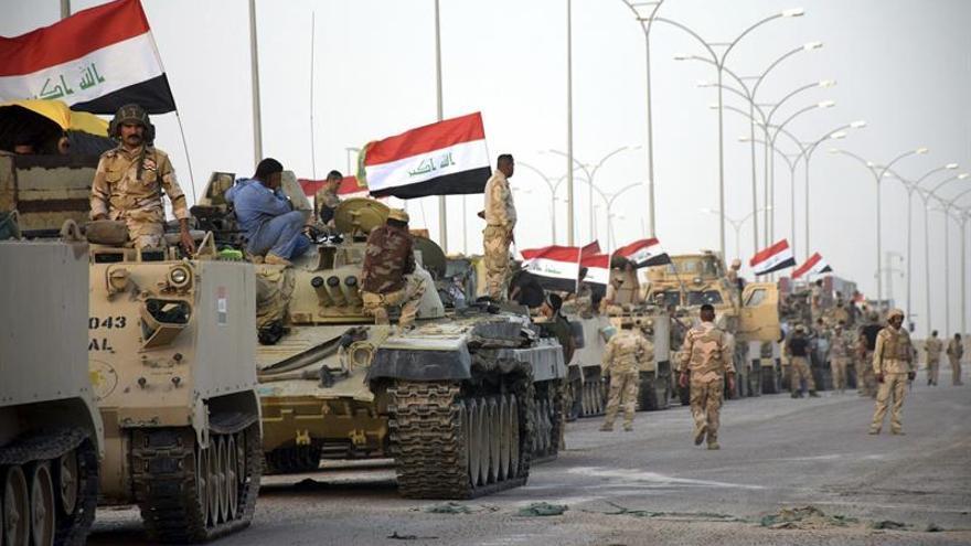 El ejército iraquí mata a 37 yihadistas en la provincia de Al Anbar