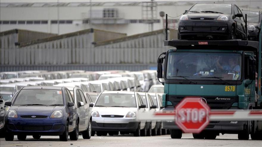 El mercado de vehículos comerciales en la UE inicia 2015 con subida del 7,6 por ciento