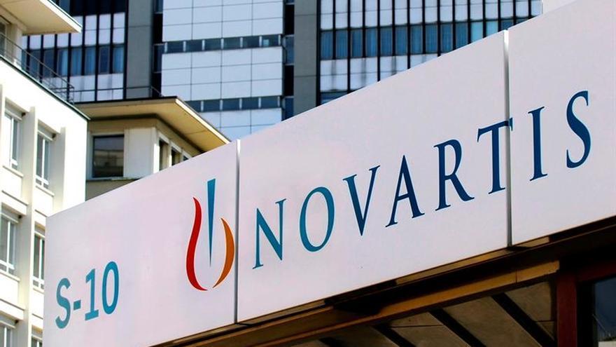 La farmacéutica Novartis gana 4.873 millones hasta septiembre, un 0,6 % menos