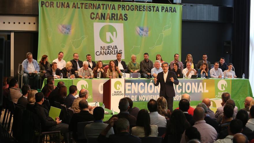 Convención Nacional de Nueva Canarias (ALEJANDRO RAMOS)