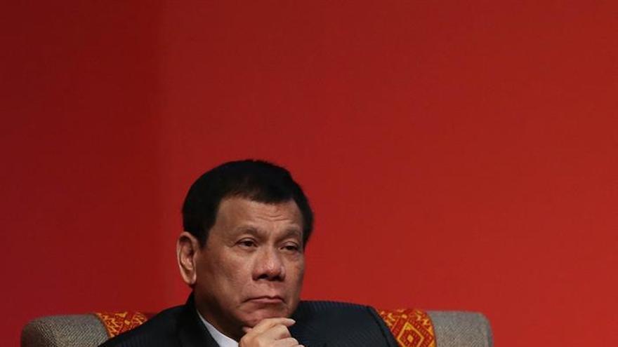 La ciudad filipina de Davao, baluarte del presidente Duterte