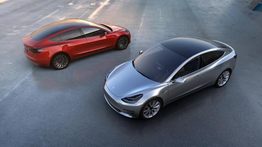 Tesla pondrá a la venta el Model 3 en el segundo semestre de 2018.