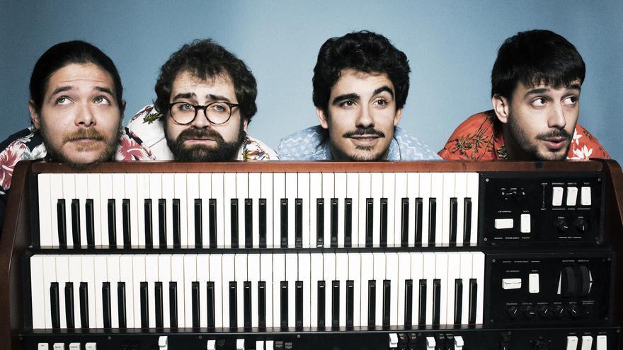 El grupo 'Mighty Vamp' acaba de lanzar un nuevo trabajo: 'Spanish Rice, Play Dirty!'