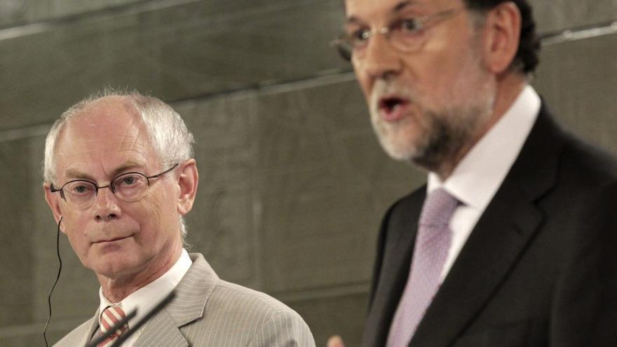 Rajoy asegura que el Gobierno ayudará a Cataluña, como ha hecho con más comunidades