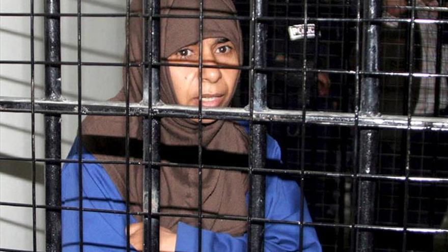 Jordania ejecuta a la terrorista que exigía liberar el EI tras el asesinato de piloto