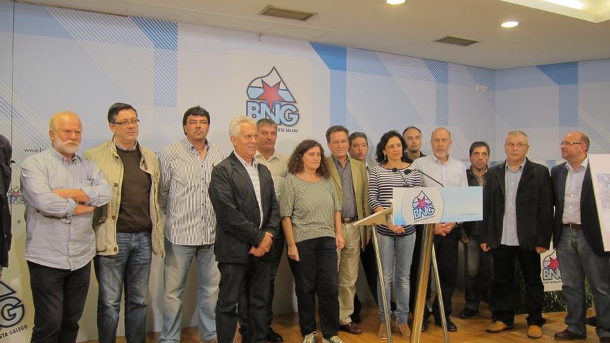 """El BNG lanza una campaña contra la reforma de la administración local por ser una """"ruina para la ciudadanía"""""""