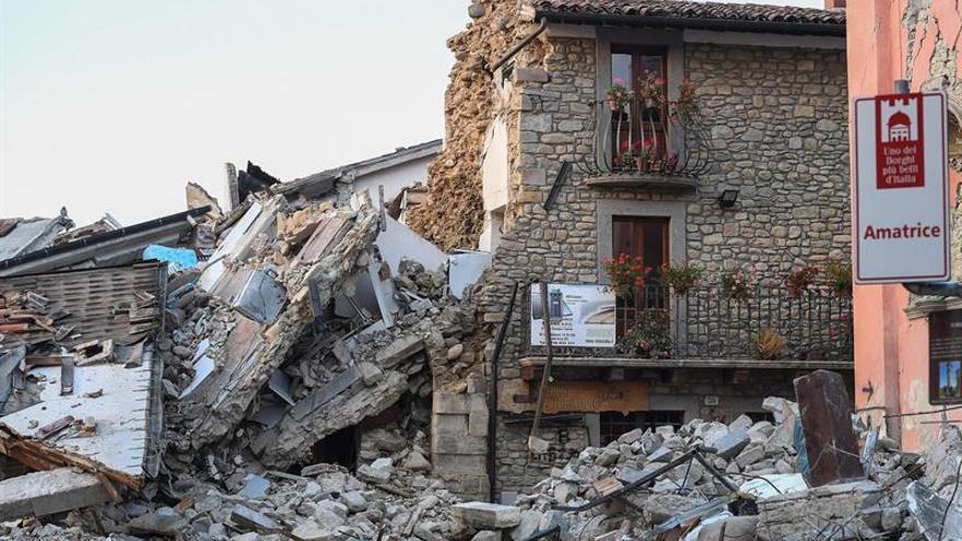 Los daños del seísmo en Italia: 4.000 millones y 2.500 personas sin casa