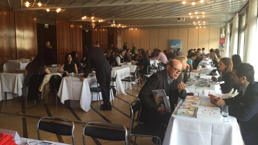 En la jornada  de promoción que se ha celebrado este jueves en Estocolmo estaba prevista la asistencia de más de 100 representantes de 45 empresas del sector turístico de Suecia.