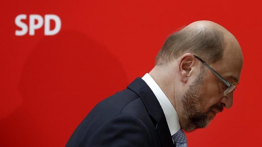 """""""Cuando los socialdemócratas alemanes se pongan a trabajar en su reconstrucción, lo primero que tienen que hacer es quitarse el Tratado de Lisboa de la cabeza"""", afirma el autor."""