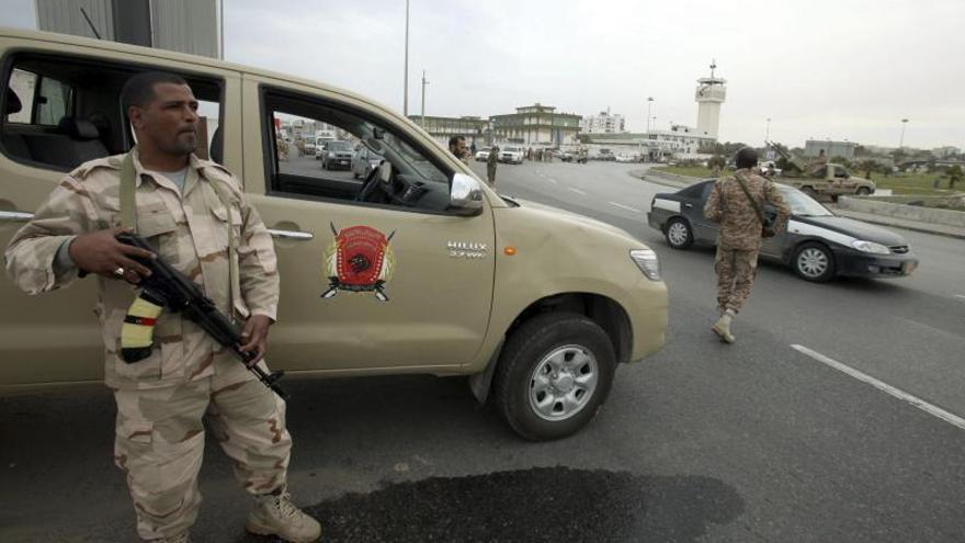 Liberados los cinco diplomáticos egipcios secuestrados en Libia