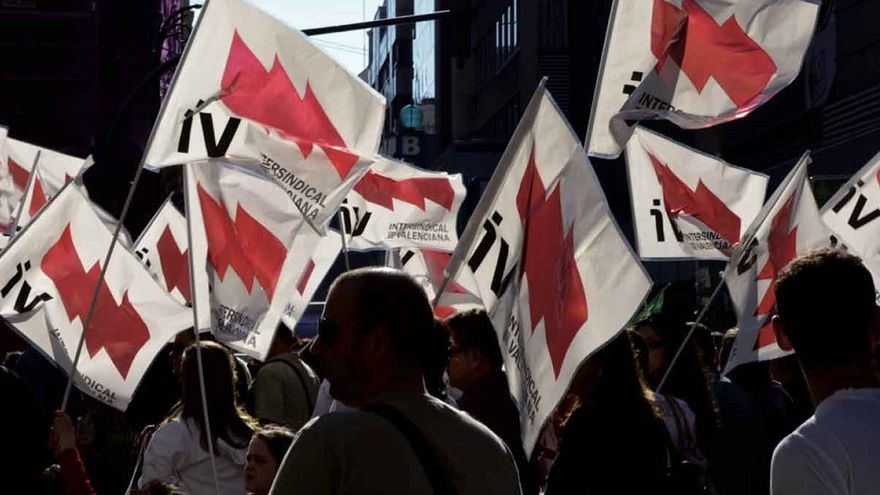 Intersindical Valenciana ha sido el que más representantes ha obtenido en la administración