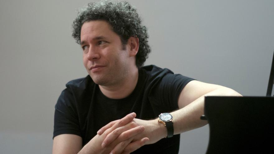 """El Liceu reunirá por primera vez a Dudamel y Anna Netrebko en """"Il Trovatore"""""""