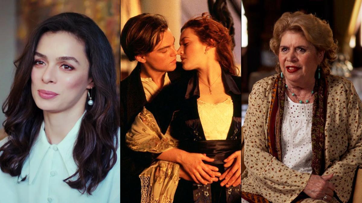 Mujer, Titanic y Lazos de sangre