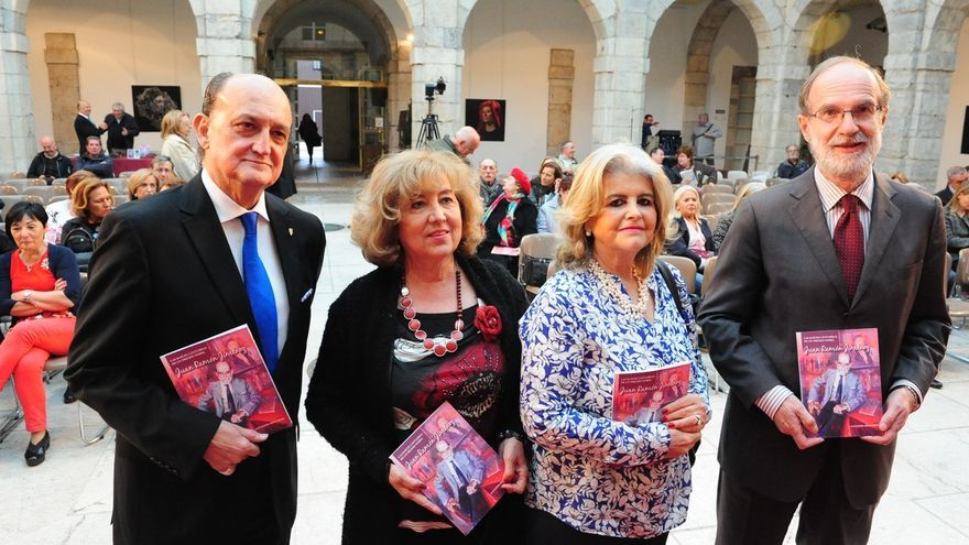 Presentado en el Parlamento un libro sobre las raíces cántabras de Juan Ramón Jiménez