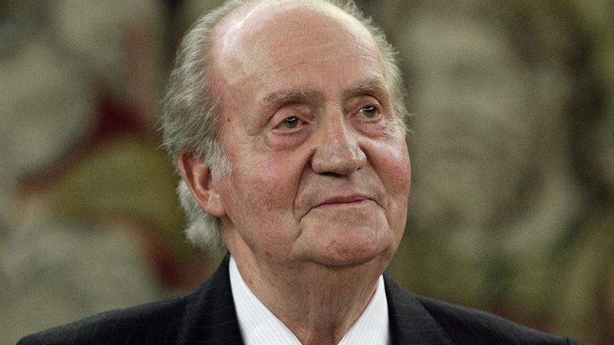 El rey Juan Carlos en una imagen de archivo.