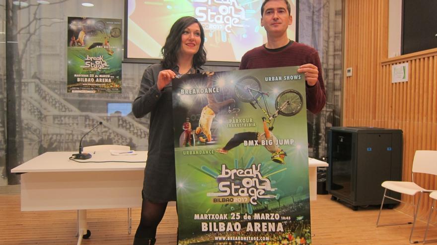 """""""BreakOnStage"""" acerca el sábado a Bilbao más de 20 espectáculos de cultura urbana"""