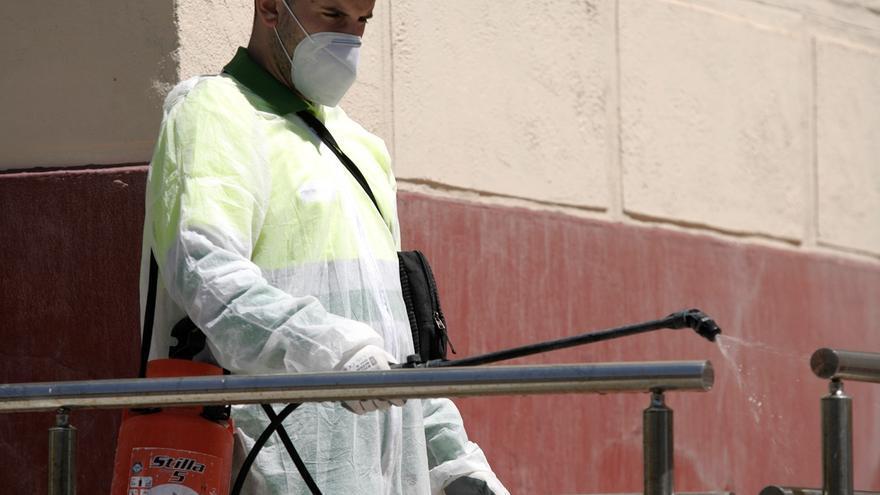 Melilla registra un nuevo récord de ocupación en ucis con el 58,82 %