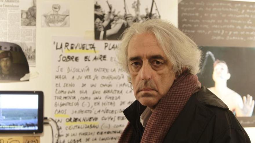 Juan Barja cesa tras 15 años como director del Círculo de Bellas Artes (CBA)
