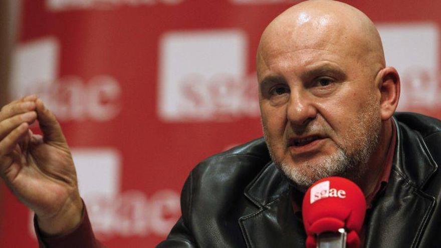 Antón Reixa, ex presidente de la SGAE. Foto: EFE