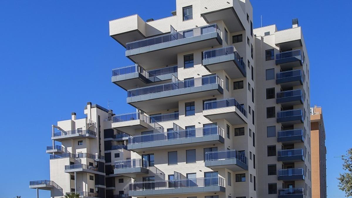 Apartamentos de la Sareb.