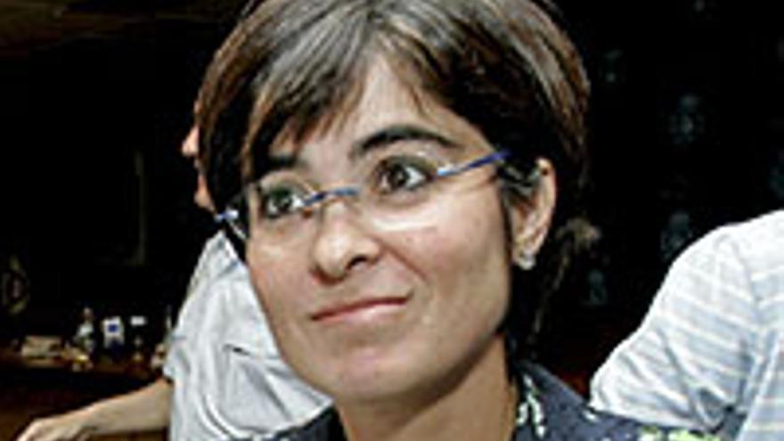 Carolina Darias, delegada del Gobierno.