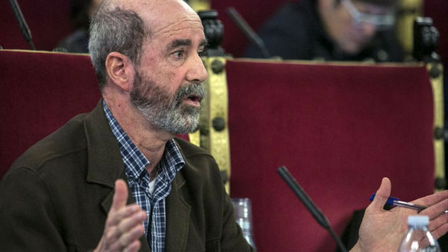 Santiago Pérez, portavoz de Por Tenerife-Nueva Canarias en La Laguna