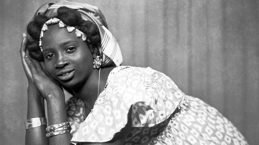 Mama Casset. St Louis 1908-Dakar 1992