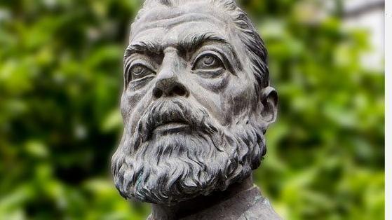 Estatua de Ramón de Cala y Barea
