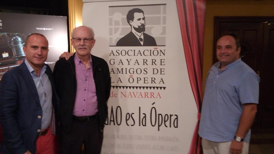 AGAO celebra en otoño su 25º aniversario con ópera, zarzuela, actuaciones en la calle y un recuerdo a Gayarre