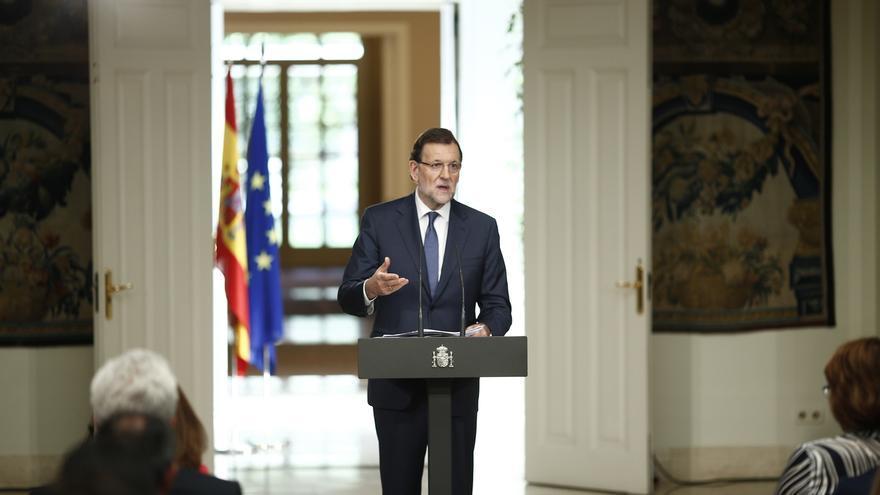 """Rajoy, sobre las conversaciones intervenidas a los imputados: """"Son absolutamente reprochables"""""""