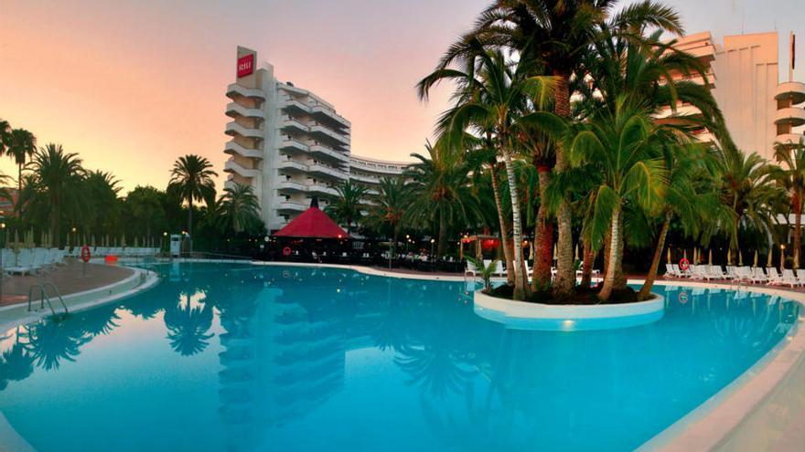Hotel RIU Papayas, en Gran Canaria.