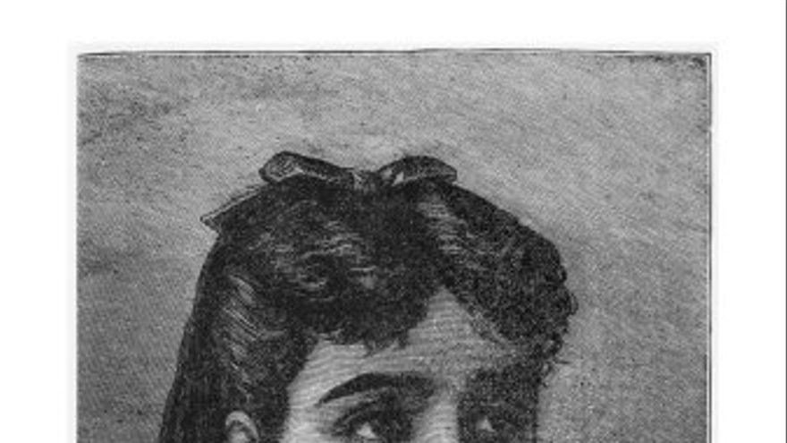 Retrato de Marie-Sophie Germain