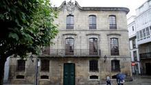 Los Franco ponen a la venta la Casa Cornide en pleno juicio sobre la propiedad del Pazo de Meirás