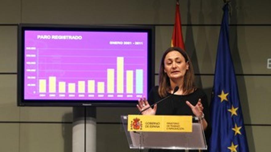 Mari Luz Rodríguez. (EUROPA PRESS)
