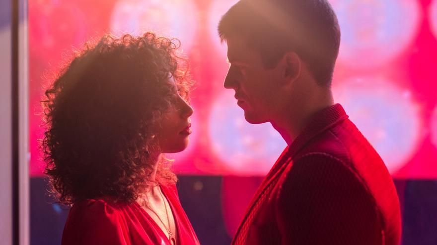 Nadia en la segunda temporada de 'Élite' sin velo