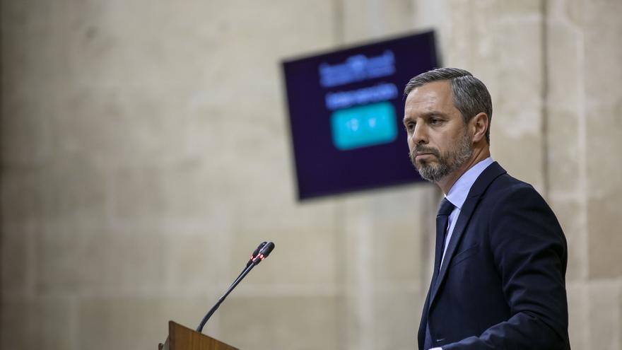 Bravo informa el miércoles en el Parlamento de la ejecución del Presupuesto andaluz del 2018