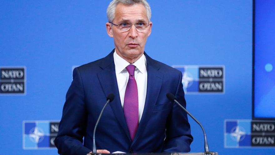 Stoltenberg alerta del comportamiento de Rusia y China antes de cumbre de la OTAN
