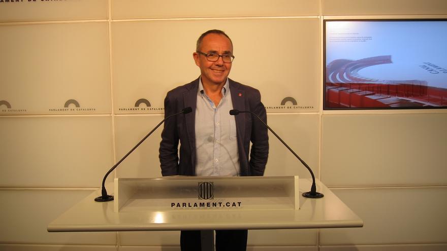 Coscubiela cree que la reunión Puigdemont-Iglesias demuestra que España está cambiando