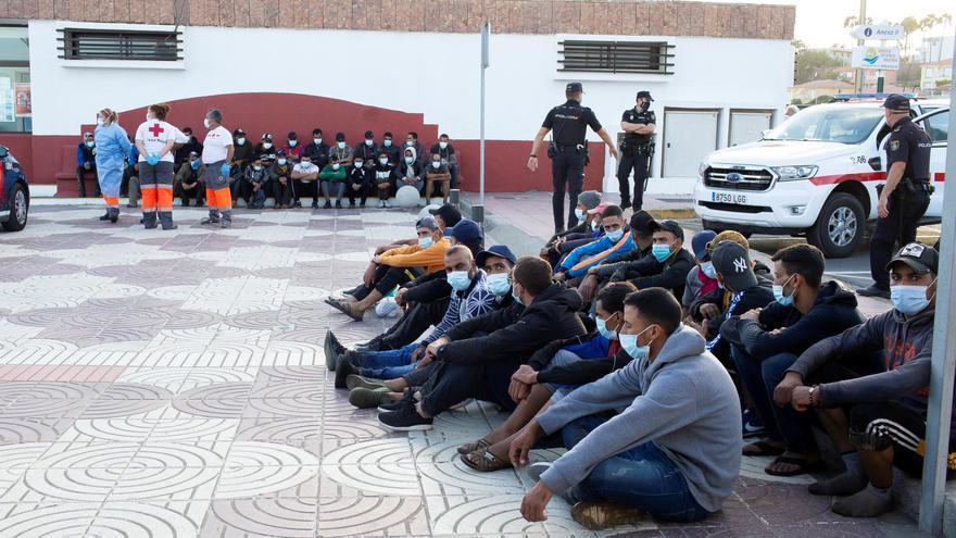 Marruecos prevé que las repatriaciones de migrantes desde Canarias comenzarán en noviembre