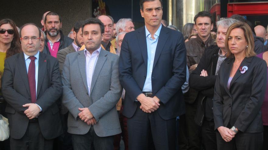 """Iceta tiende la mano a JxSí si """"rectifica su alianza"""" con CUP y deja el independentismo"""