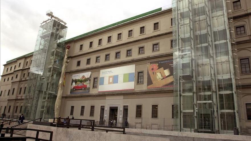 El Estado asegura con 139,5 millones de euros los depósitos del Reina Sofía obras