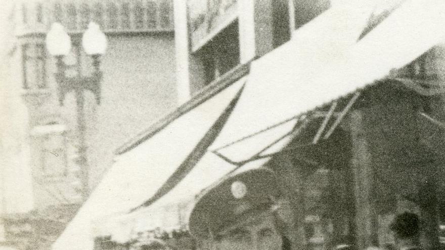 Julio Eiguren se alistó en 1942 en el ejército en Boise (Cortesía de la familia Eiguren / Basque Museum and Cultural Center).