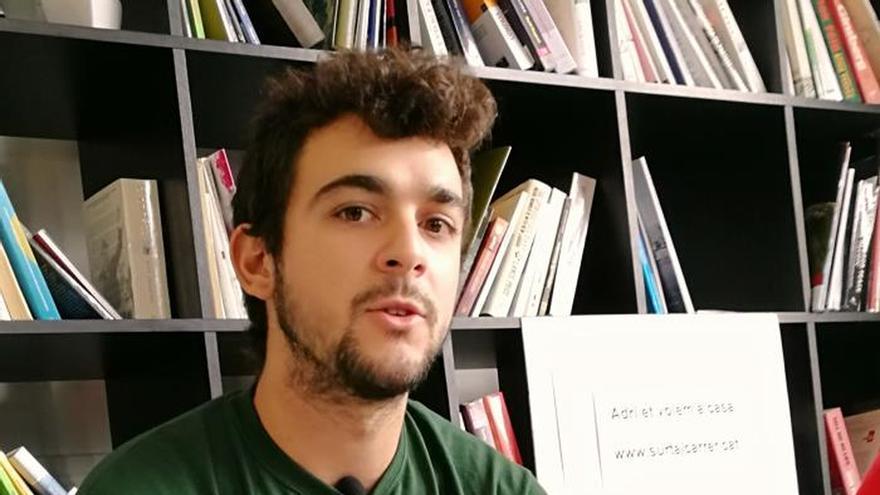 El CDR acusado por terrorismo que huyó de España se presenta en Bruselas